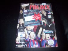Crystal Palace v Liverpool, 2004/05